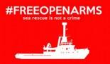 CONCENTRACIÓN #FREEOPENARM. SALVAR VIDAS NO ES UN DELITO