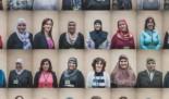 El movimiento de mujeres palestinas