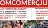 DIA MUNDIAL DEL COMERÇ JUST 2018 EN VALÈNCIA