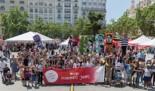 ¡GRACIAS! por hacer posible una gran fiesta del comercio justo en Valencia