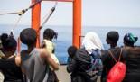 Las mentiras que se repiten sobre los migrantes a bordo del 'Aquarius'