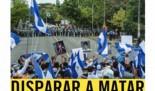 "Informe del Amnistia Internacional: ""Disparar a matar: Estrategias de represión de la protesta en Nicaragua"""