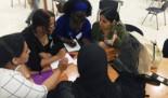 Farmamundi y Valencia Acoge reúnen a personas migrantes y profesionales sanitarios para hablar de salud