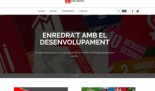 Nueva web de Pau i Solidaritat