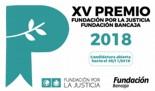 Fundación Bancaja y Fundación por la Justicia convocan su premio para reconocer una trayectoria de servicio a la justicia