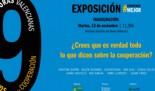 Inauguración de la Exposición #CooperarMejor en Valencia