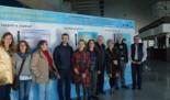 Nueve ilustradoras castellonenses y valencianas desmontan mitos sobre la cooperación, en una nueva exposición en la Estación de Adif de Castellón