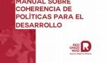 Red de ONGD de Madrid: Manual sobre coherencia de políticas para el desarrollo