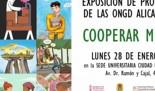 #COOPERARMEJOR Exposición de proyectos de las ONGD alicantinas