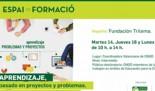 Formación Interna: Aprendizaje basado en proyectos y problemas. Desde la teoría y la práctica.