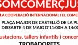 DIA DE LA COOPERACIÓ INTERNACIONAL I EL COMERÇ JUST 2019 EN CASTELLÓ