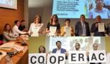 LOS CANDIDATOS A LAS ALCALDÍAS DE ALICANTE, CASTELLÓ Y VALÈNCIA FIRMAN ACUERDOS PARA IMPULSAR LAS POLÍTICAS MUNICIPALES DE COOPERACIÓN INTERNACIONAL