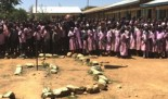 Aseos separados para niños y niñas en tres colegios de Kenia para mantener a las adolescentes escolarizas