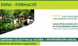 Formacion Interna: Convenio colectivo de acción e intervención social. Nuestros derechos negociados.