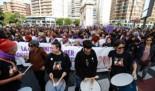 Actes i movilitzacions 25N en la Comunitat Valenciana. Día Internacional per a l'eliminació de la violència contra les dones