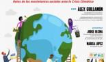 """Charla-Coloquio: """"Emergencia climática, activismos y solidaridad""""-Retos de los movimientos sociales ante la Crisis Climática-"""