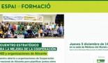Encuentro estratégico para la mejora de la Cooperación con ONGD y organizaciones de cooperación de Alicante