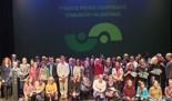 Emocion, compromiso y denuncia en la primera entrega de los premios Cooperación Comunitat Valenciana