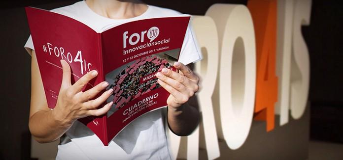 ¡Ya puedes disfrutar de todos los contenidos del IV Foro Internacional de Innovación Social!