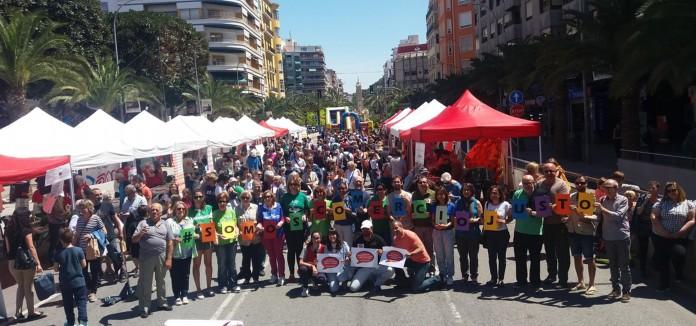 Las ONGD valencianas celebran el Día Mundial del Comercio Justo reclamando un modelo económico más humano y sostenible para salir de esta crisis