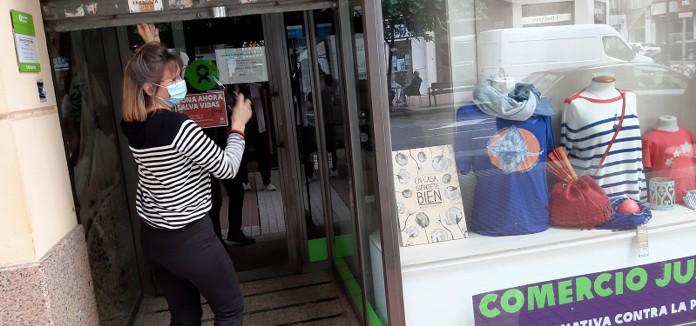 Las tiendas de Comercio Justo van re-abriendo sus puertas