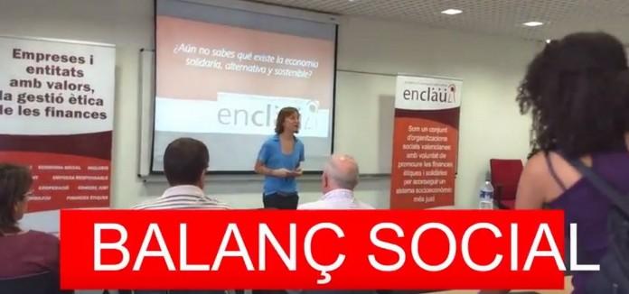 TALLER_BALANC_SOCIAL_#EMPRESESAMBVALORS_#FINANCESETIQUES