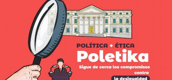 #100diasdegobierno_Poletika_pide_al_Gobierno_de_Pedro_Sanchez_que_pase_de_los_compromisos_a_los_hechos