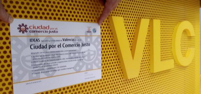 """Valencia_""""Ciudad_por_el_Comercio_Justo"""""""