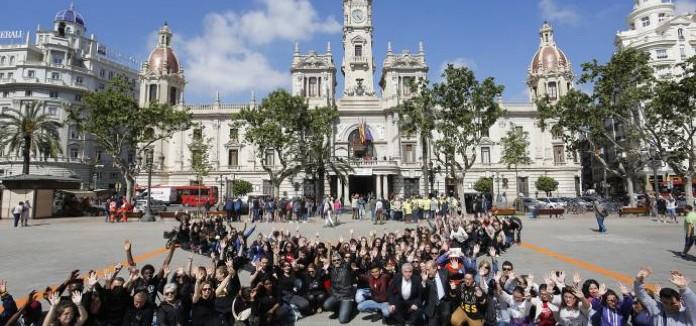 Las entidades sociales valencianas animan a marcar la  'X Solidaria' en la renta