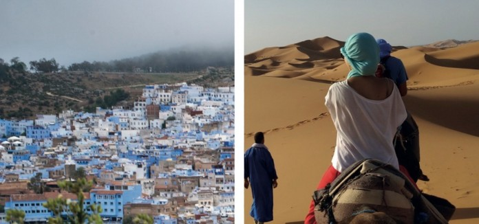 Campos interculturales 2019 en Marruecos