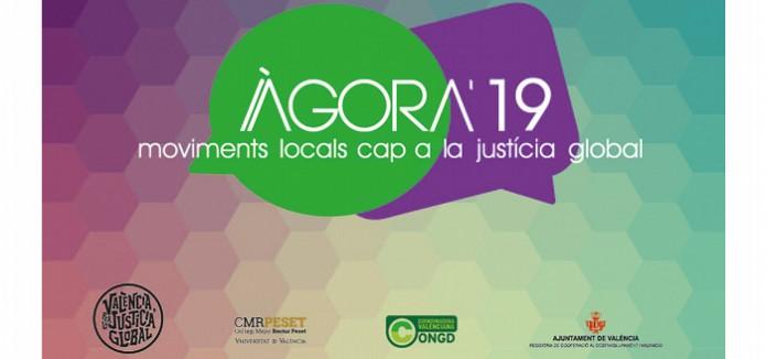 Oberta-linscripcio-en-les-Jornades-AGORA-ONGD-2019,-Trobada-anual-de-tots-els-agents-de-la-cooperacio-internacional-en-el-ambit-de-la-ciutat-de-Valencia