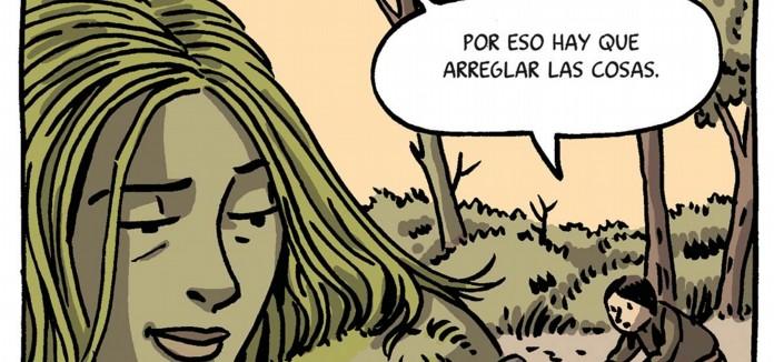 """Presentacion del album """"PURO PERÚ"""", un cómic diferente sobre el cambio climático"""