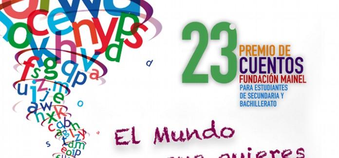 Convocado el 23º Premio de Cuentos Fundación Mainel