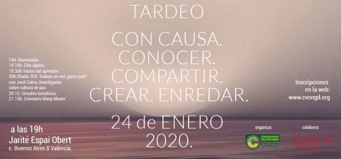 TARDEO-CON-CAUSA,-CONOCER.-COMPARTIR.-CREAR.-ENREDAR.-