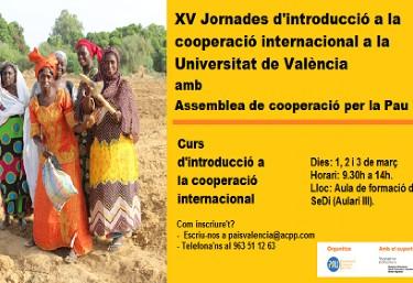 Curs d'Introducció a la Cooperació d'ACPP