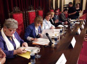 Firma Pacto Valenciano contra la pobreza