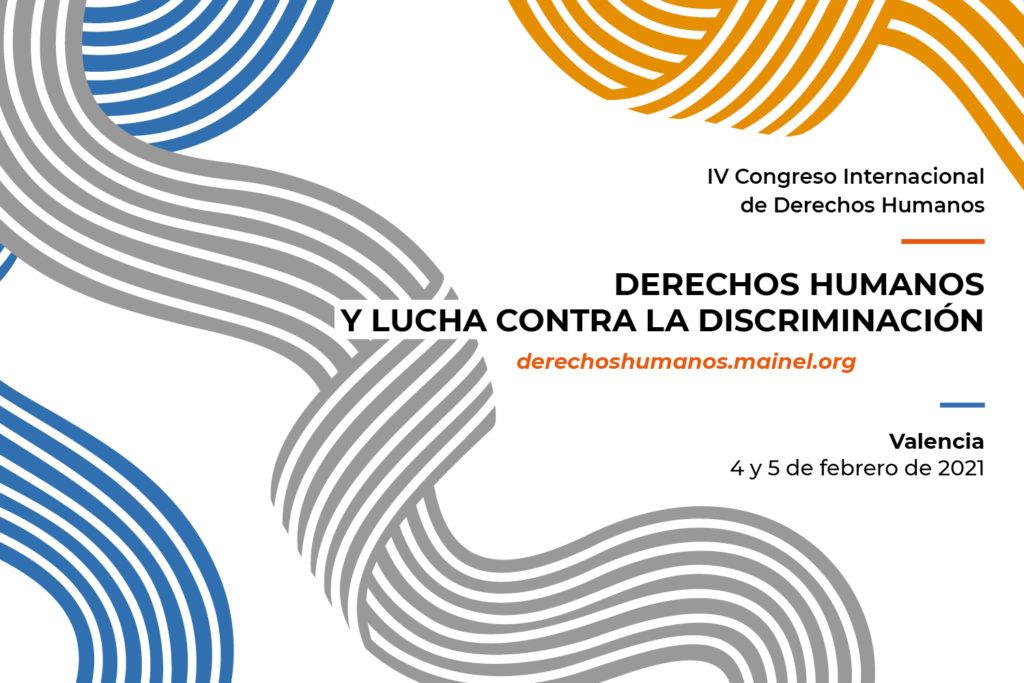 Imagen del IV congreso de Derechos Humanos Mainel