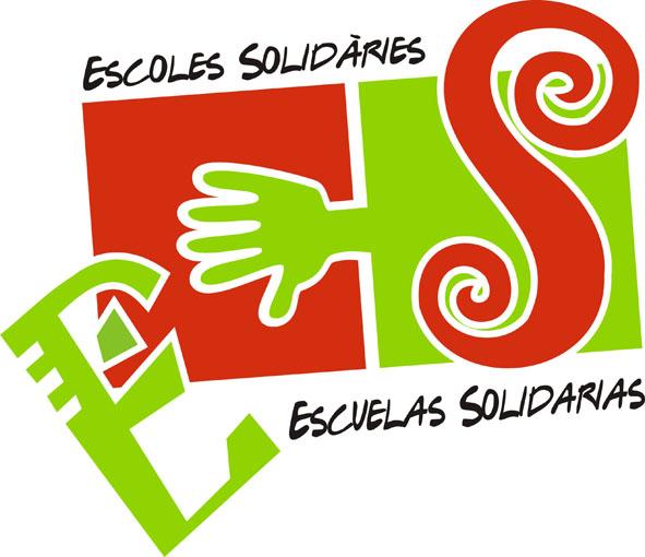 Logo Escoles solidaries