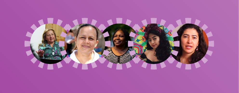 Dossier Atelier Mujeres construyendo la paz en Colombia