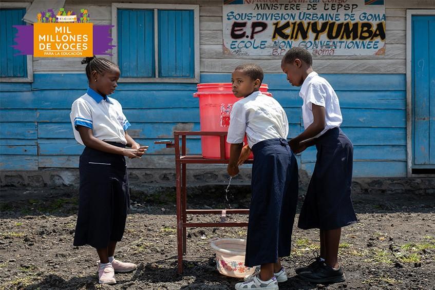 Semana Mundial por la Educación 2021
