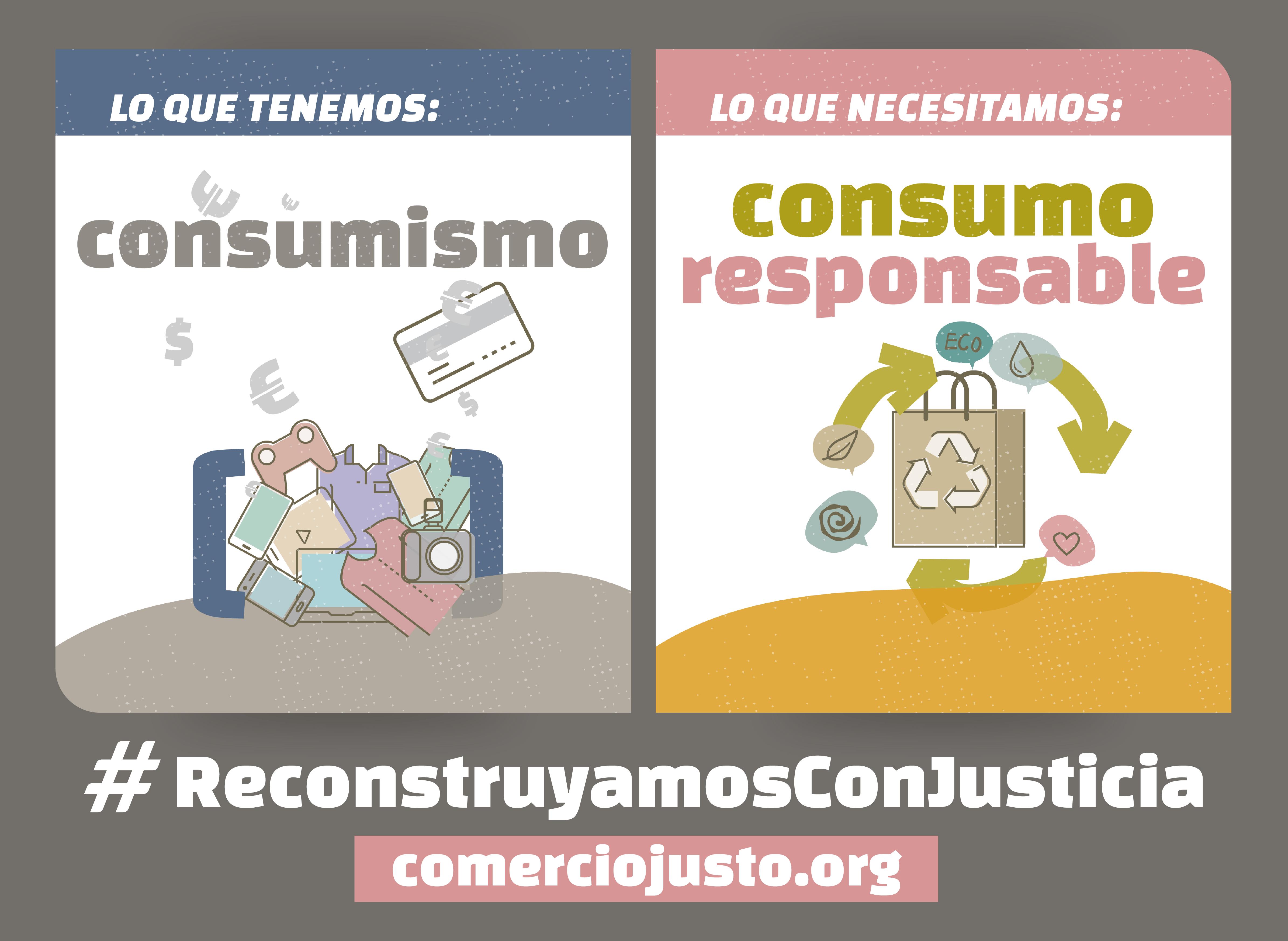 Coordinadora estatal de comercio justo Consumo