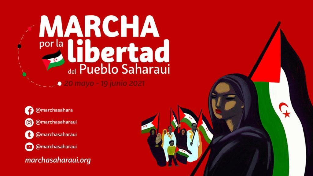 Marcha por la Libertad Sahara