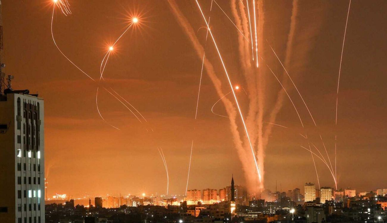 Bombardeos Palestina 2021