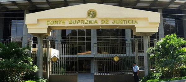 El Salvador - Corte Suprema de Justicia