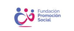 Logo fundación promoción social